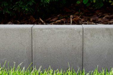 block palisady gładkie